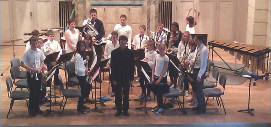 Ensemble des Cadets et du Conservatoire